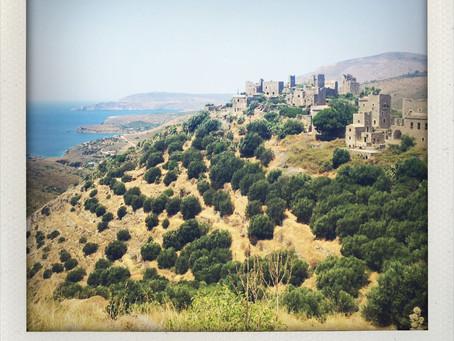 Stage de grec dans le Magne