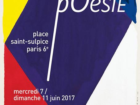 Les Éditions Desmos au Marché de la Poésie