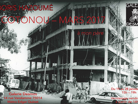 Exposition de Boris Hazoumé