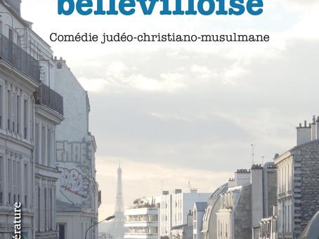 """""""Chronique bellevilloise"""" de Richard Tchélébidès"""