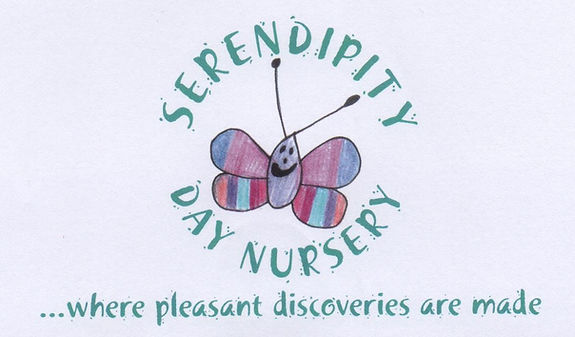 Serendipity Day Nursery Logo