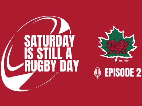 Saturday is Still a Rugby Day #2