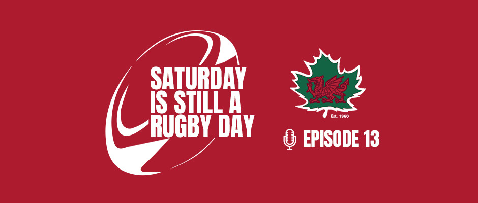 Saturday Is Still A Rugby Day #12