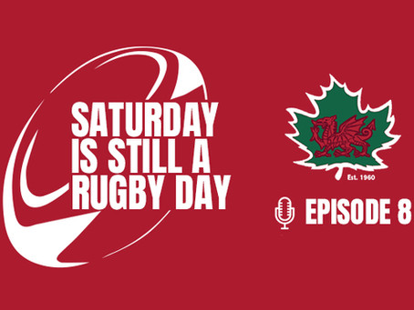 Saturday Is Still A Rugby Day #8