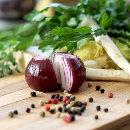 Are Vegetables for Vegetarians?