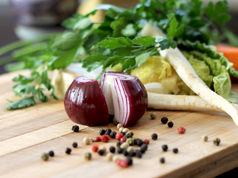 MedTalk: Diets high in onions, garlic—that result in foul-smelling breath—significantly lower your r
