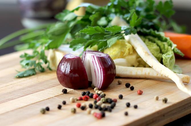 Dez Alimentos ricos em Prébioticos