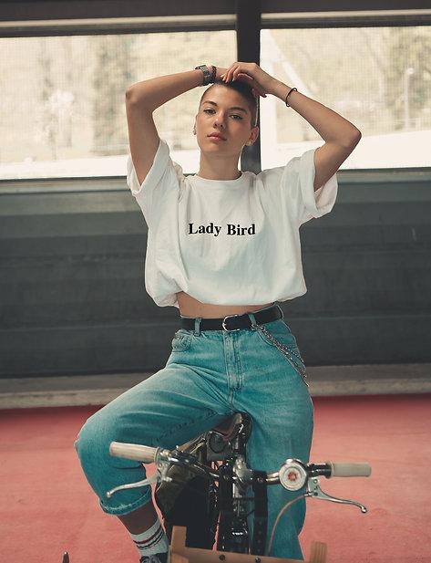 T-shirt Lady Bird