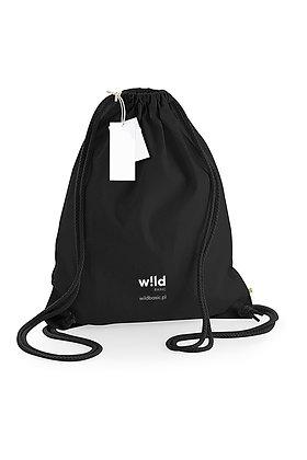 Plecak Black z wybranym nadrukiem