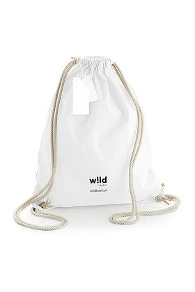 Plecak White z wybranym nadrukiem