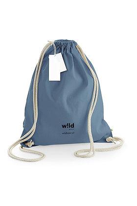 Plecak Blue z wybranym nadrukiem