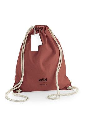 Plecak Red z wybranym nadrukiem