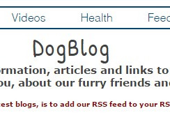 RSS Feed added, so you can be automatically advised of all new blogs that we post