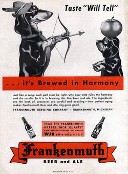 frankenmuth beer