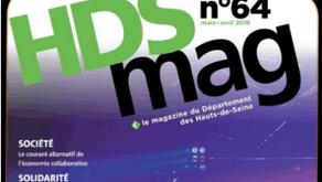 Un bel article dans le magazine HDS 92