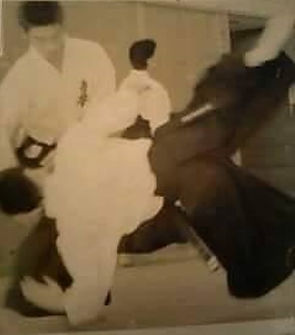 practice japanese martial arts Aikido