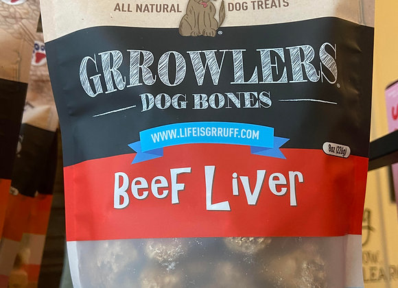 Life is Gruff Beef Liver