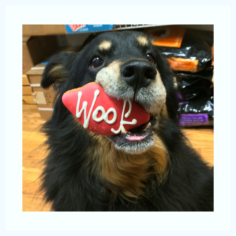 woof, baby