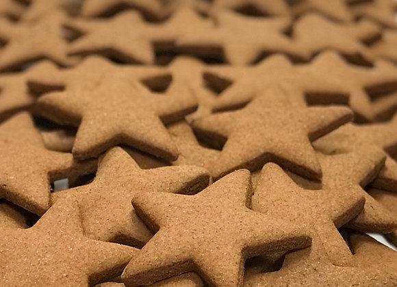 CINDER'S CINNAMON STARS