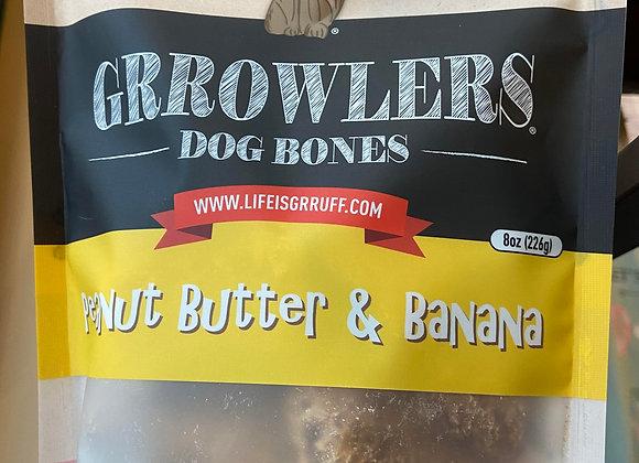 Life Is Gruff Peanut Butter& Banana