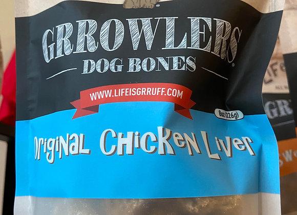 Life Is Gruff Chicken Liver