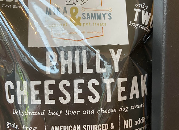 Mika & Sammy's Beef Philly Cheesesteak