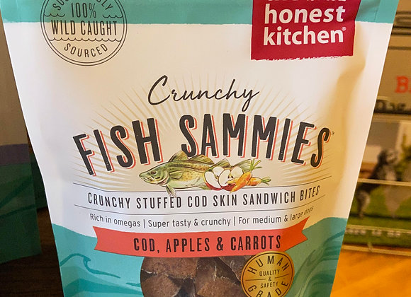 Honest Kitchen Fish Sammies