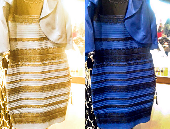 We all remember that dress...