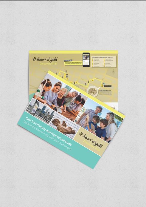 Flyer design - 4 page brochure