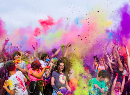 The Fundamentals of Colour Theory & How it Affects Consumer Behaviour Part 1 – The Basics