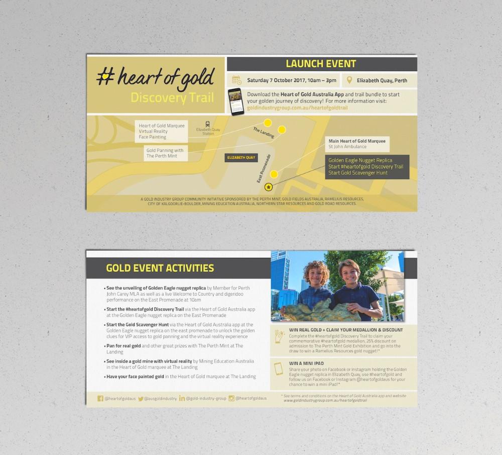 Flyer design DL