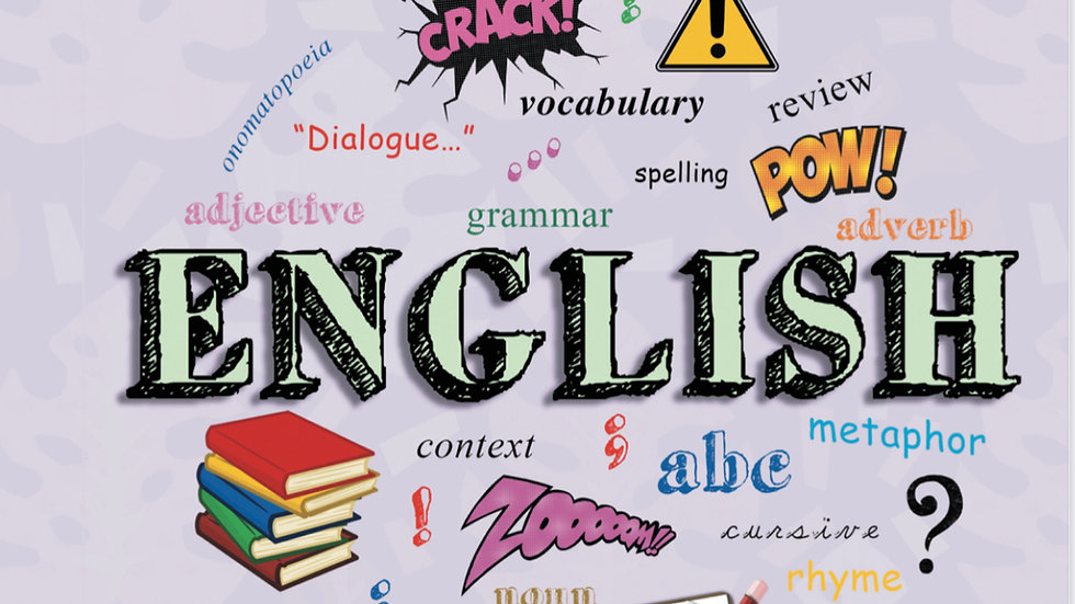 Focus on Better Learning: English Exercise Book