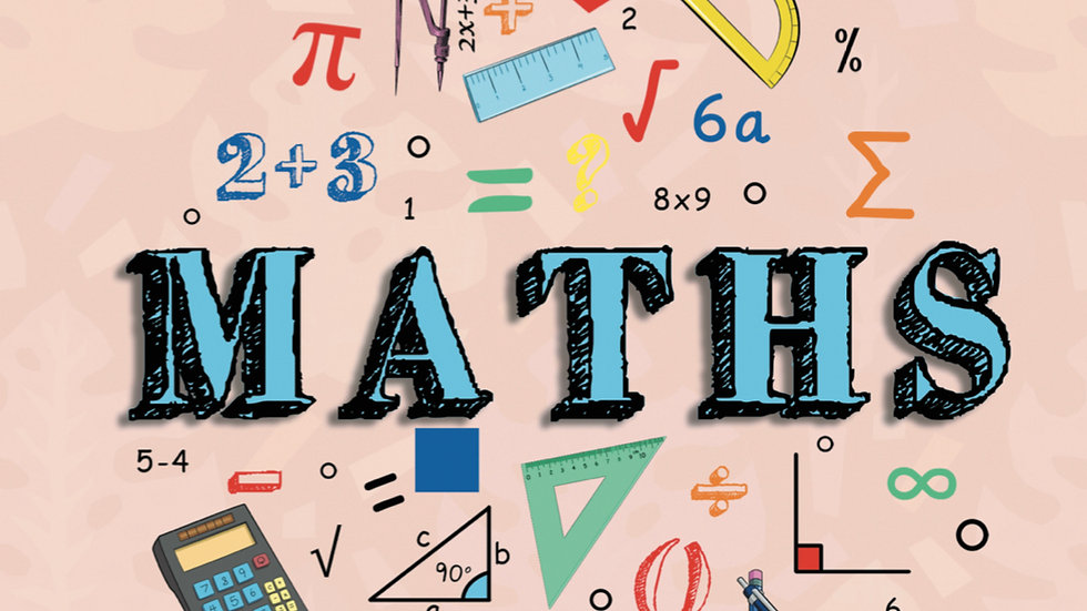 Focus on Better Learning: Maths Exercise Book