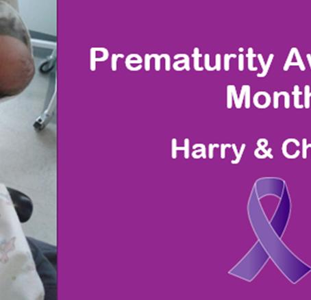 Prematurity Awareness Month 2019