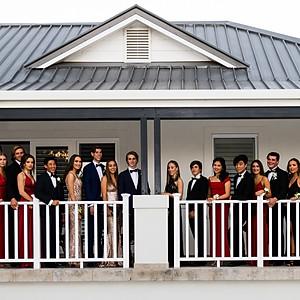Christ Church Year 12 Pre ball Photos