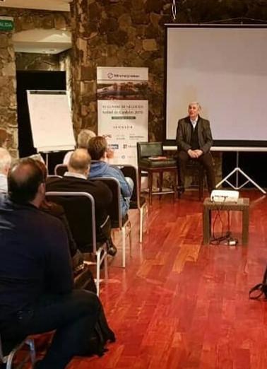 Oratoria para Profesionales de tecnología. Empresa Microglobal. Hotel Sofitel Cardales. Pcia. de Buenos Aires