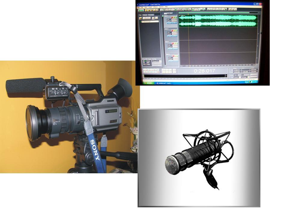 Audio & Videodiagnóstico
