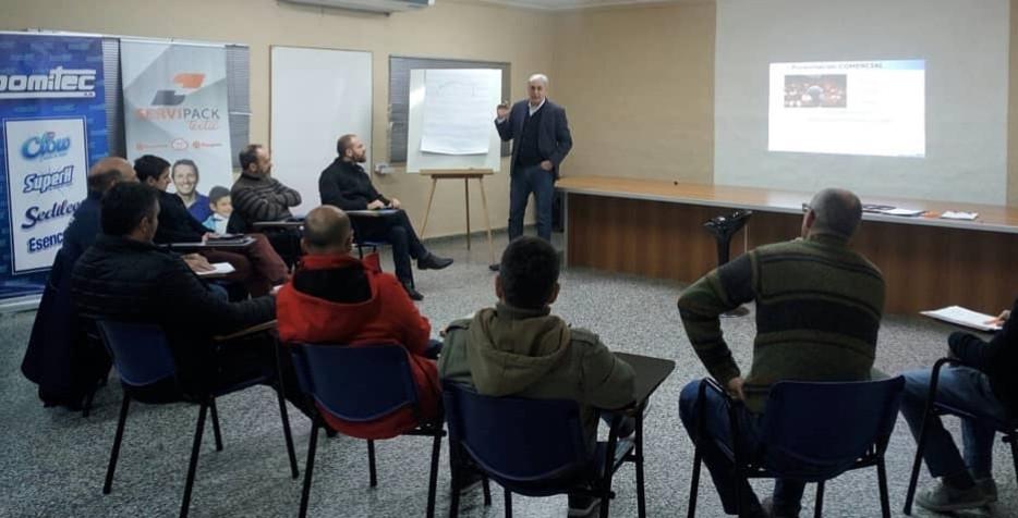 Oratoria en Ventas - Empresa Domitec