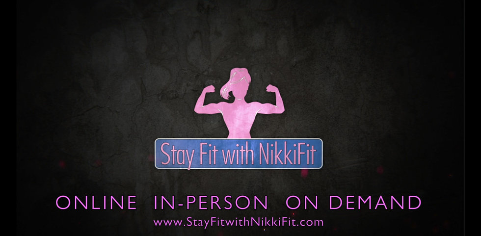 Stay Fit with Nikki Fit