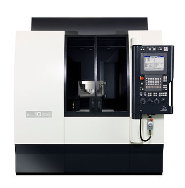 Makino iQ300 Vertical Machining Center for Micromachining