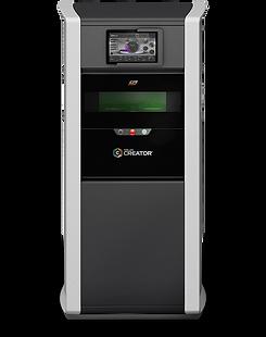 Creator 3D Metal Printer by Coherent 3D Metal Printing of Aluminum, Steel, Stainless Steel, Titanium, Inconel