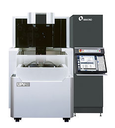 Makino UPV-3 wire EDM for ultra high accuracy machining with best possible surface finish