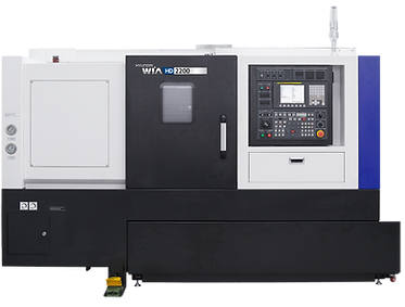 Hyundai-Wia HD2200 CNC Lathe for Heavy Duty Turning