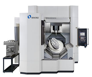 Makino D800 5-axis machining center, best 5-axis machine, 5 axis machining