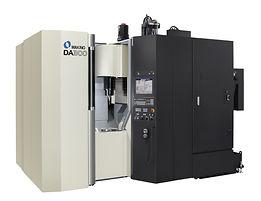 Makino DA300 5-axis machining center, best 5-axis machine, best 5-axis for production machining, most productive 5-axis machining center