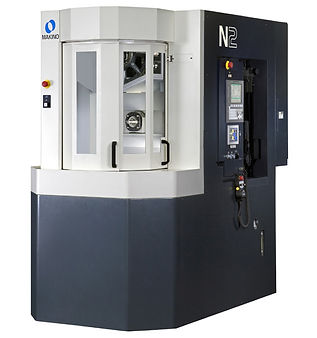 Makino N2 Compact Horizontal Machining Center