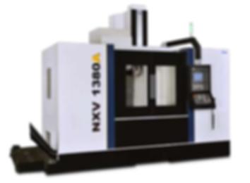 YCM NXV1380A vertical machining center - high performance machine, high speed machining, Fanuc CNC control, ideal for large part machining, high precision large part machining for machine shops and job shops