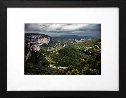 Canyon Ardéchois