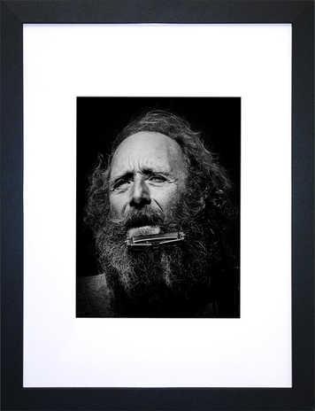 L'Homme à l'harmonica