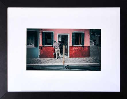 Le Peintre de Burano
